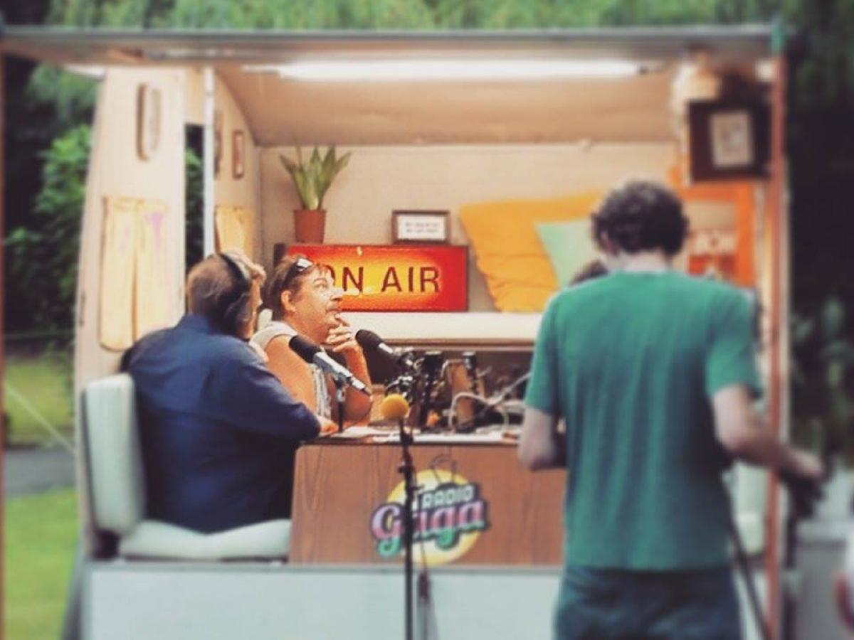 Radio gaga for Huis programma tv